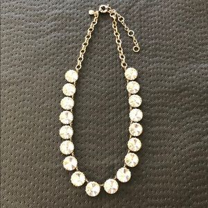 J Crew Glam Necklace